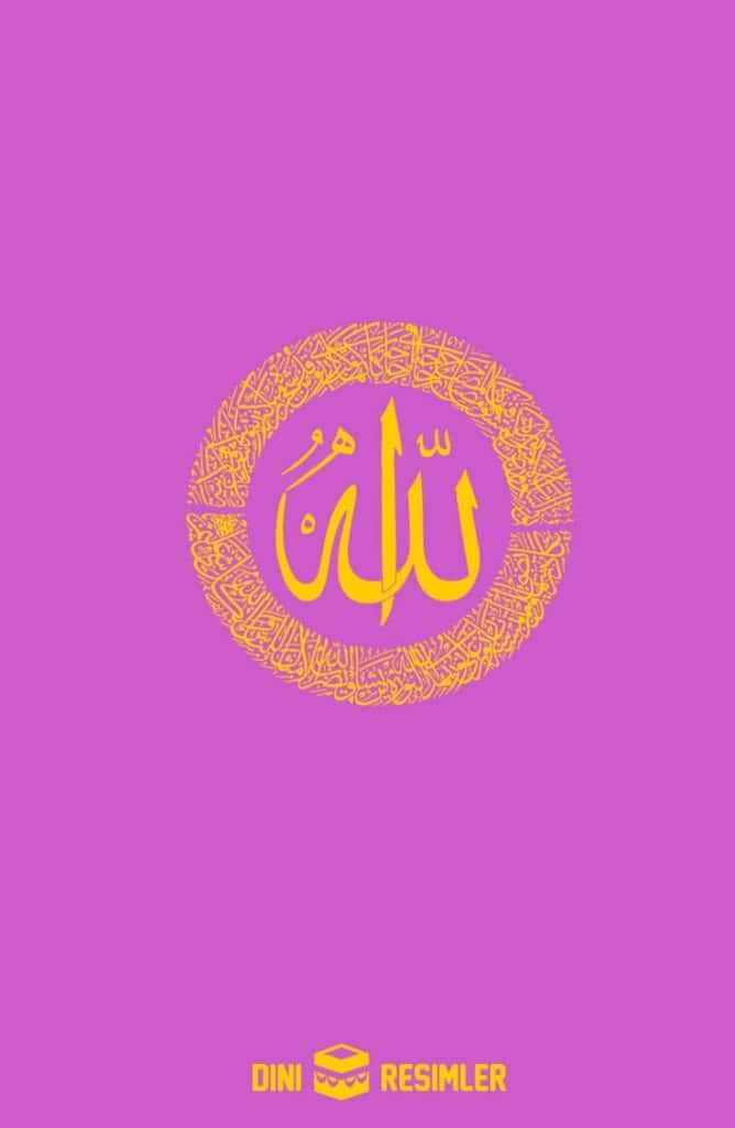 Allah profil fotosu