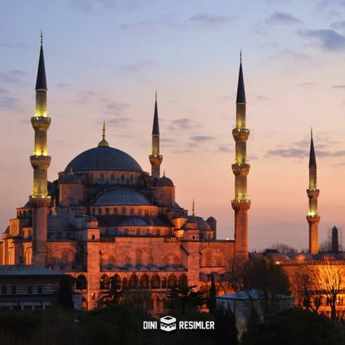 istanbul camileri resimleri