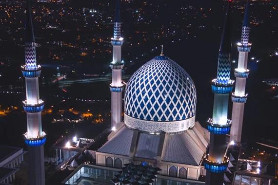 Birbirinden Güzel Camii Görselleri 2020