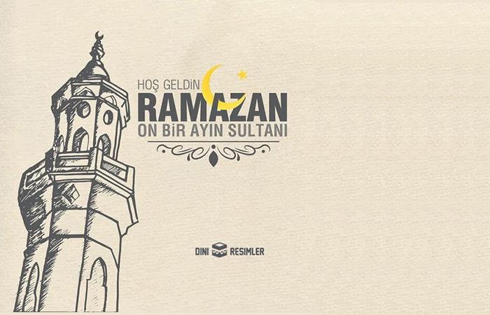 Ramazan Ayı/Kadir Gecesi ile İlgili Dini Resimler